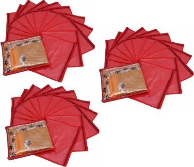 Kuber Industries Designer Single Packing Saree Cover 36 Pcs Combo...