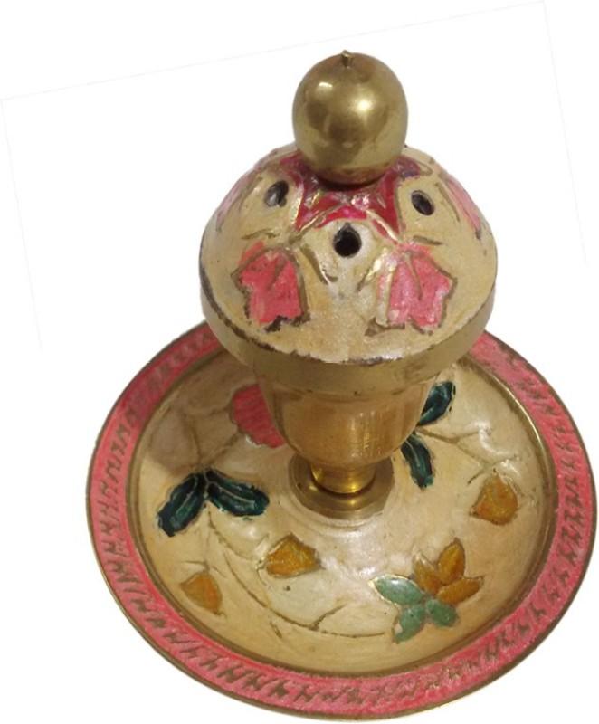 Paridhanlok Brass Pooja Bell(Gold, Pack of 1)