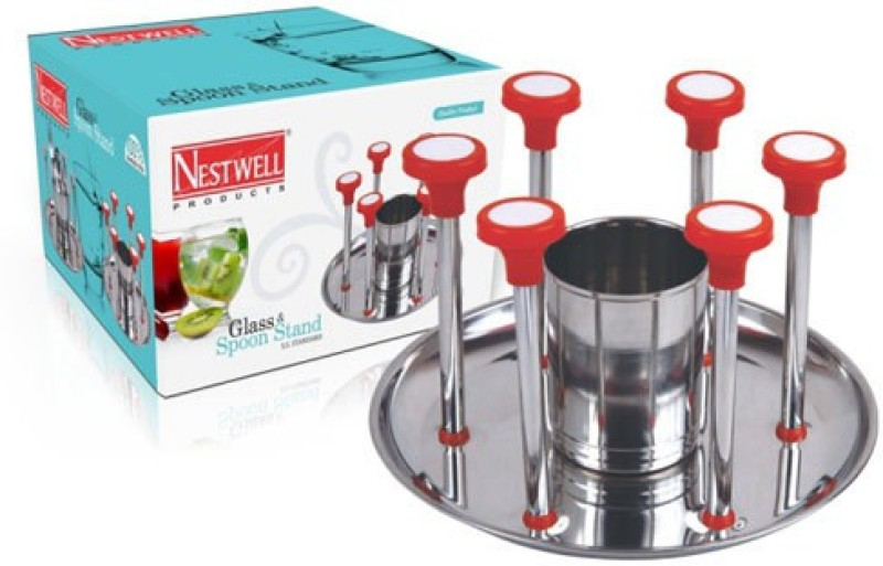 Nestwell N146 Stainless Steel Glass Holder