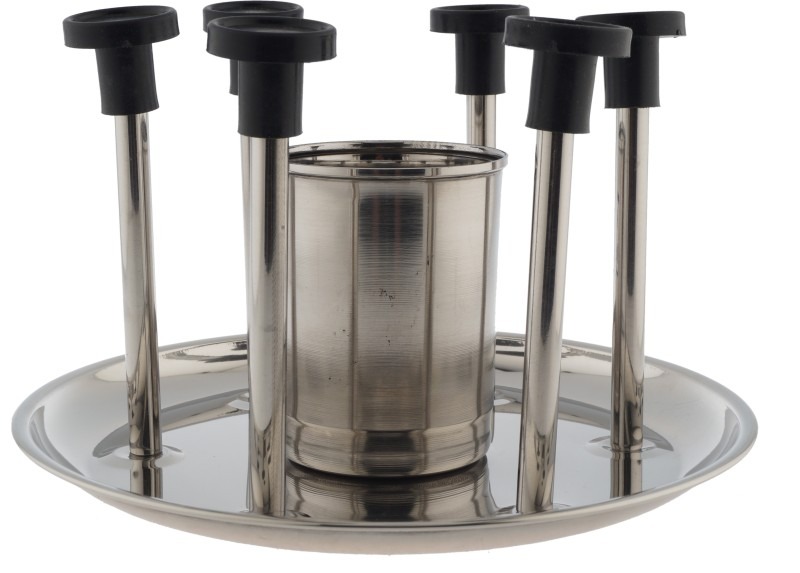 Magic's Max MGMX_101 Stainless Steel Glass Holder