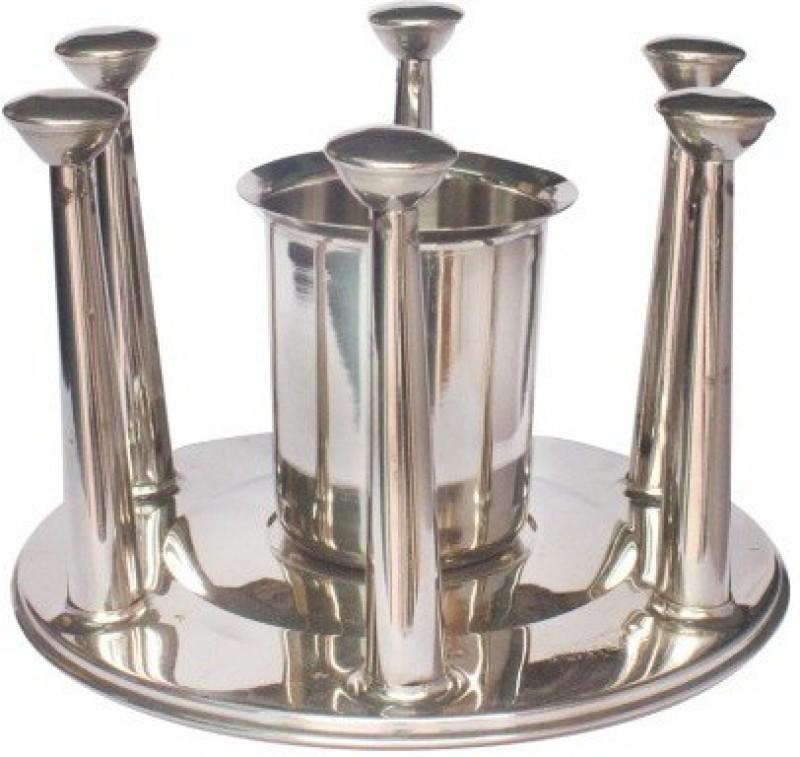 Trisha 9977 Stainless Steel Glass Holder