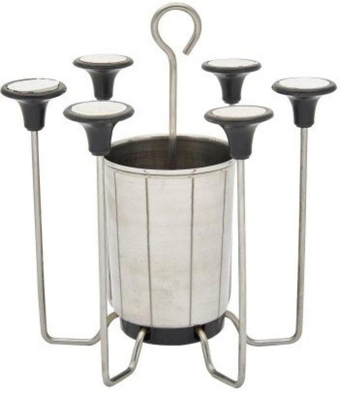 Trisha 68867 Stainless Steel Glass Holder