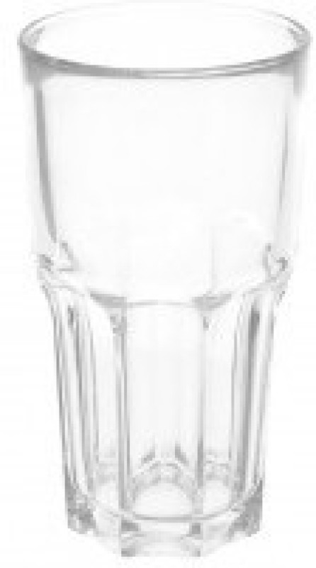 ARCOROC GRANITY TUMBLER 46 CL Glass Set(Glass, 460 ml, Clear, Pack of 6)