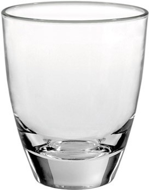Borgonovo Alpi 200cc tum Glass(White, Pack of 6)