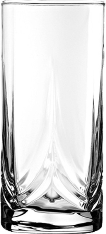 Pasabahce 41630 Glass(Glass, 300 ml, Clear, Pack of 6)
