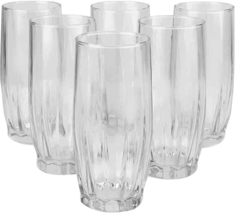 Pasabahce 42868 Glass(Glass, 320 ml, Clear, Pack of 6)