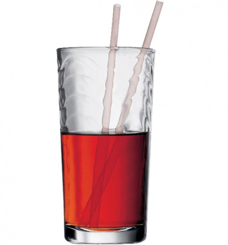 Pasabahce 52654 Glass(Glass, 270 ml, Clear, Pack of 6)