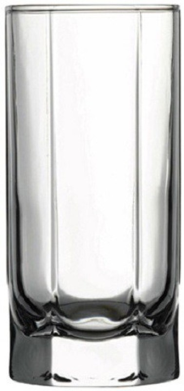 Pasabahce Tango Juice Mocktail Glass Glass Set(195 ml, Clear, Pack of 6)