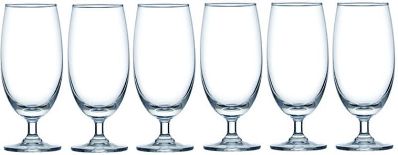 Ocean 501B15 Glass Set(Glass, 340 ml, White, Pack of 6)