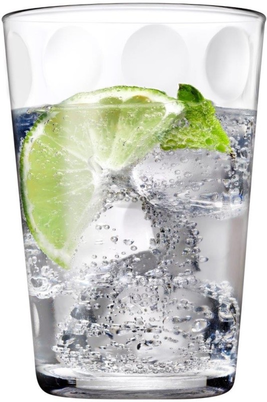 Pasabahce 1028293 Glass Set(Glass, 210 ml, Clear, Pack of 6)
