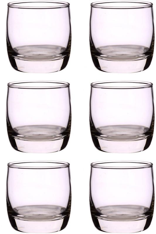 LUMINARC G2572 Glass Set(Glass, 200 ml, Clear, Pack of 6)