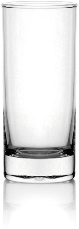 Ocean San Marino Glass Set(290 ml, Clear, Pack of 6)