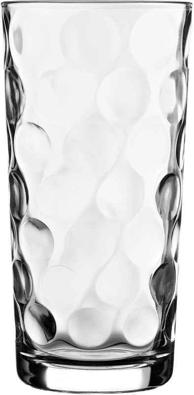 Pasabahce 52893 Glass(Glass, 270 ml, Clear, Pack of 6)