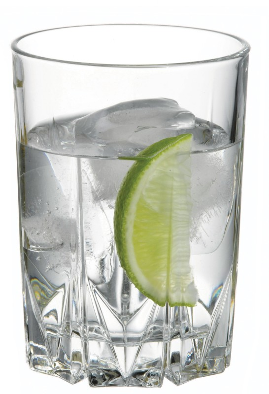 Pasabahce 52882 Glass(Glass, 250 ml, Clear, Pack of 6)