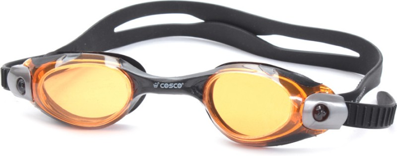 Cosco Aqua Jet + Swimming Goggles(Orange)