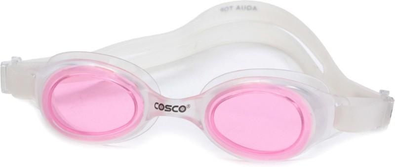 Cosco Aqua Top Swimming Goggles(Pink)