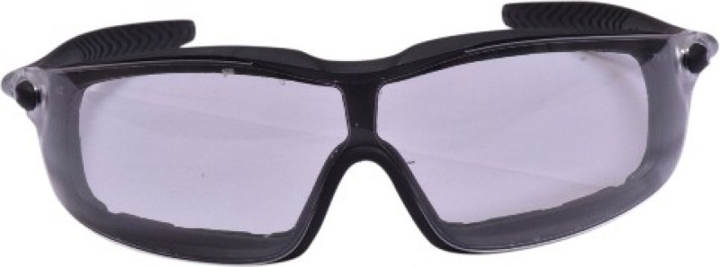 MCR Safety Rattler - Clear Lens (RT110AF) Ski Goggles(Black)