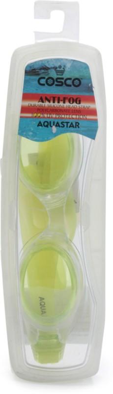 Cosco Aqua Star Swimming Goggles(Green)