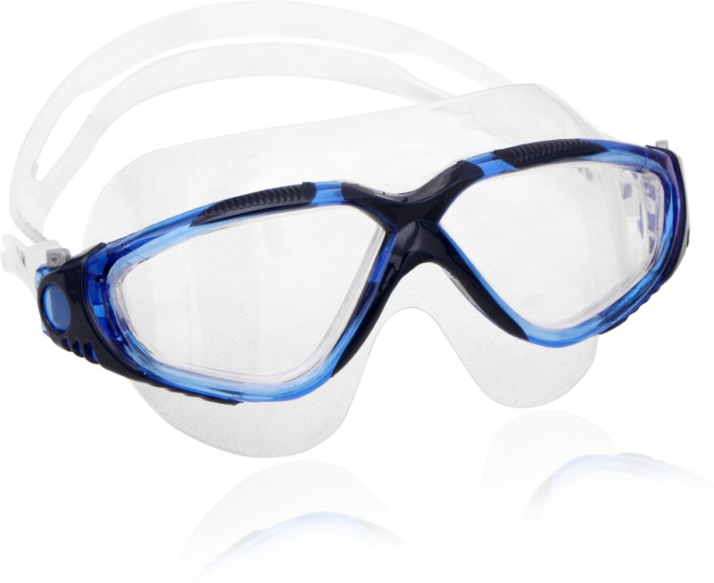 Nivia Pro Senior Swimming Goggles(Blue)