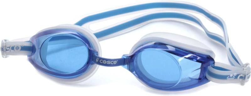 Cosco Aqua Dash Swimming Goggles(Blue)
