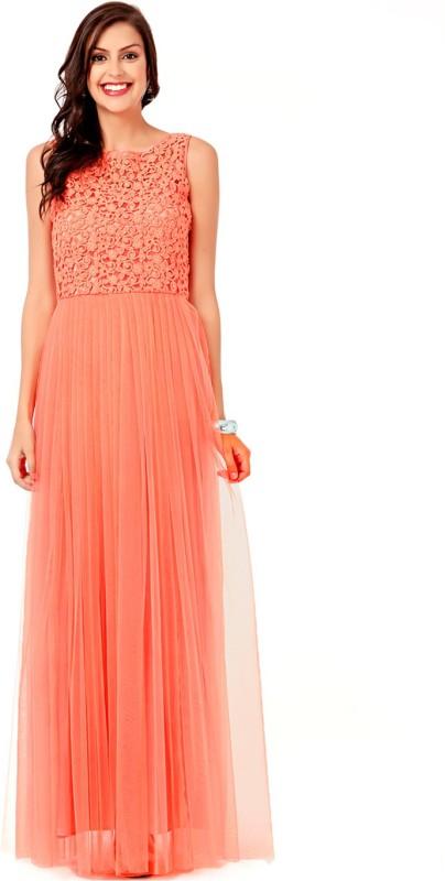 Eavan Ball Gown(Orange)
