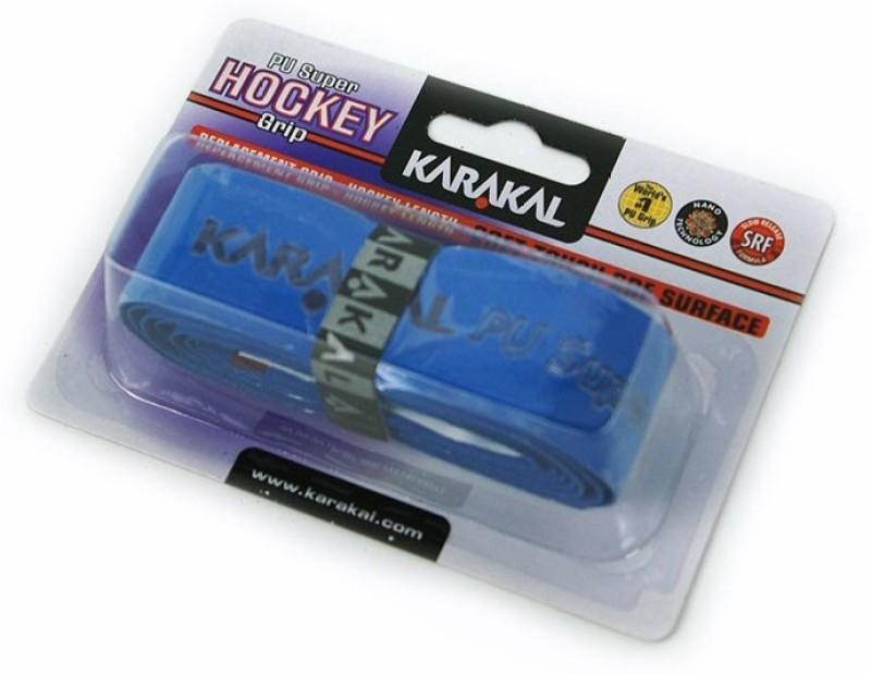 KARAKAL PU SUPER HOCKEY GRIP Smooth Tacky(Blue, Pack of 1)