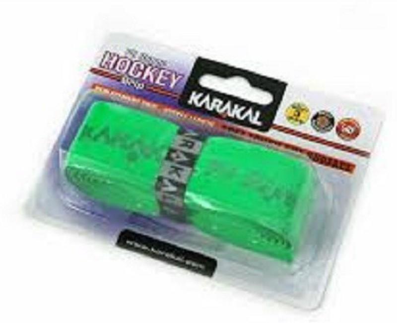 KARAKAL PU SUPER HOCKEY GRIP Smooth Tacky(Green, Pack of 1)