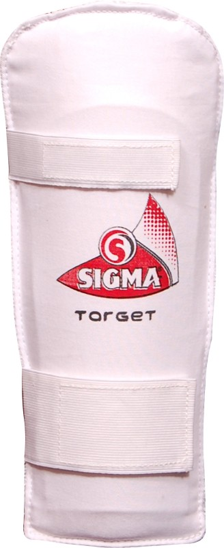 Sigma Target Cricket Arm Guard(White)
