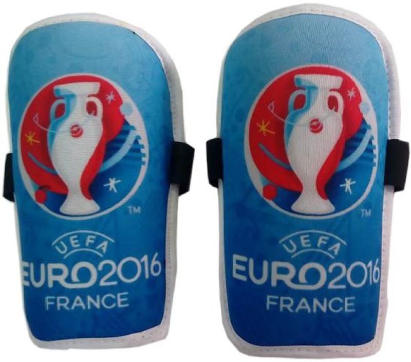 Marex UEFA EURO Football Shin Guard(Blue)