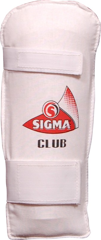 Sigma Club Cricket Arm Guard(White)