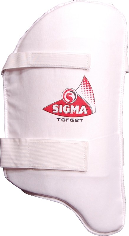 Sigma Target Cricket Thigh Guard(White)