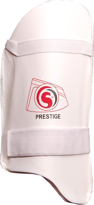 Sigma Prestige Cricket Thigh Guard(White)