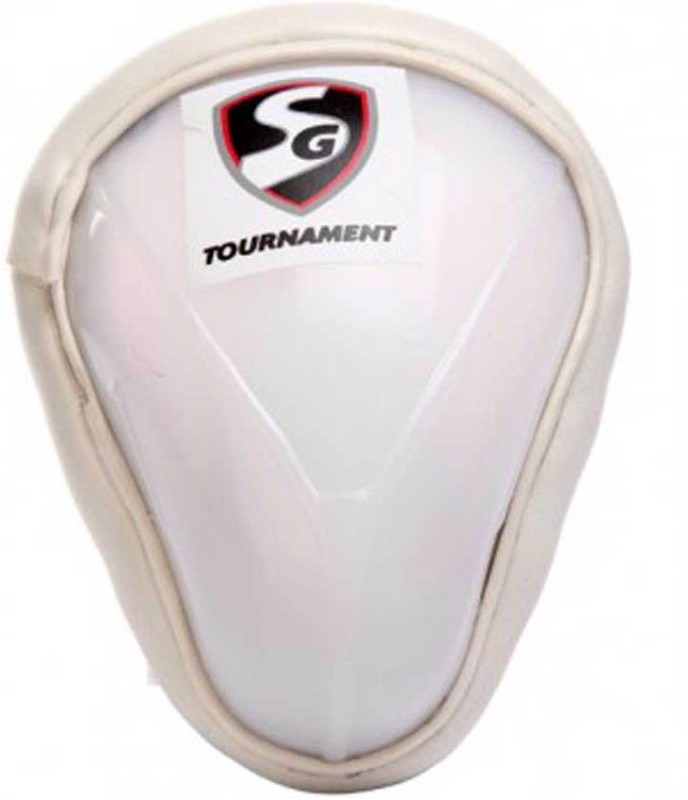 SG Tournament - Boys Abdominal Guard(White)