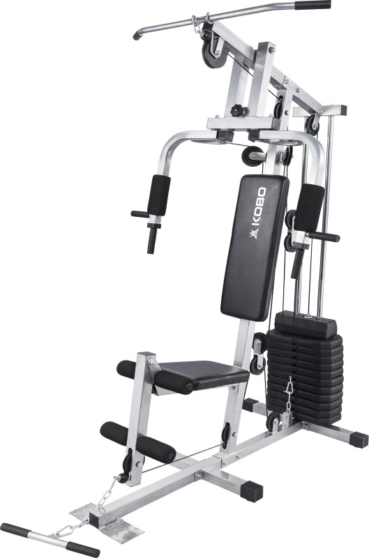 Kobo Multi Home Exercise Square Pipe Tonning Body Building Work Station Strength Machine Home Gym Combo(80 - 100 kg)