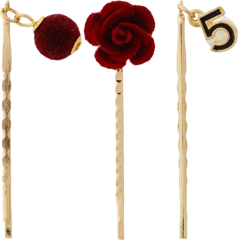 Blueberry Pins Collection Hair Accessory Set(Gold) Pins Collection