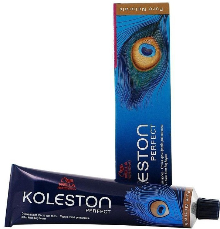 Wella Professionals Professionals Koleston Perfect Cream 55/0 Hair Color(Light Brown Intensive)