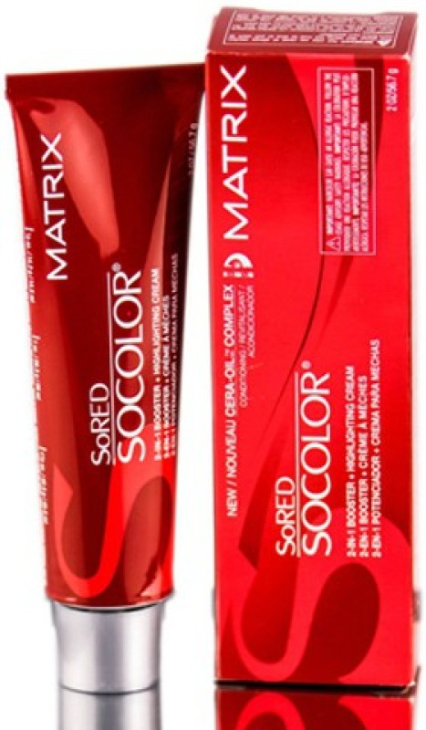 Matrix Socolor Hair Color(7.1 Medium Cool Blonde)