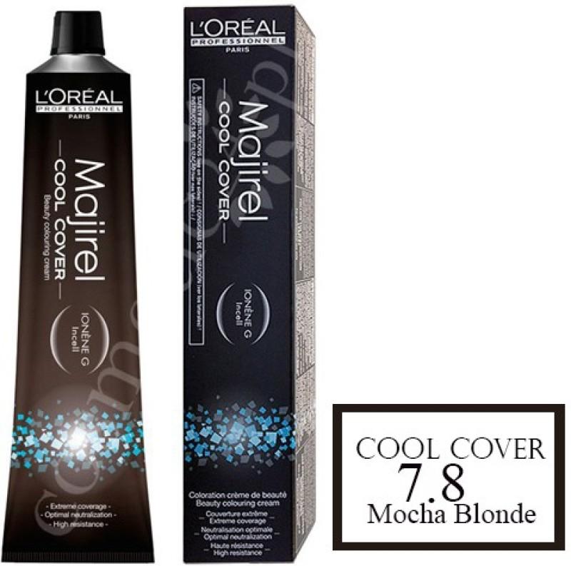 LOreal Paris Cool Cover Hair Color(7.8 Mocha Blonde)