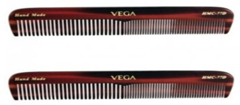 VEGA Graduated Dressing Comb ( Pack Of 2)