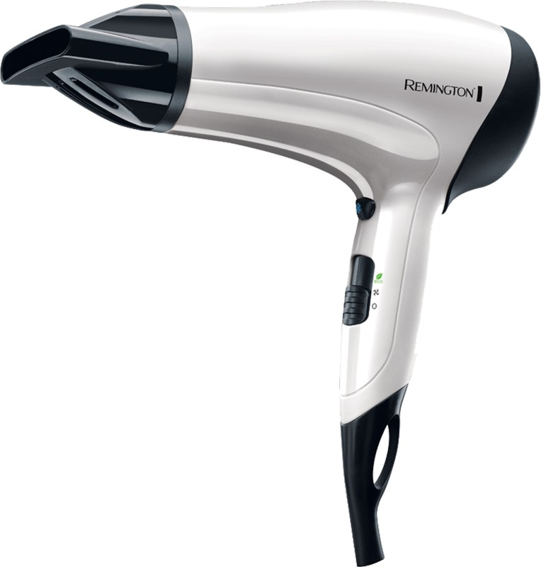 Remington D3015 Hair Dryer(2000 W, Silver)