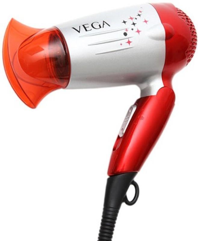 Vega Galaxy VHDH-06 Hair Dryer(Red)