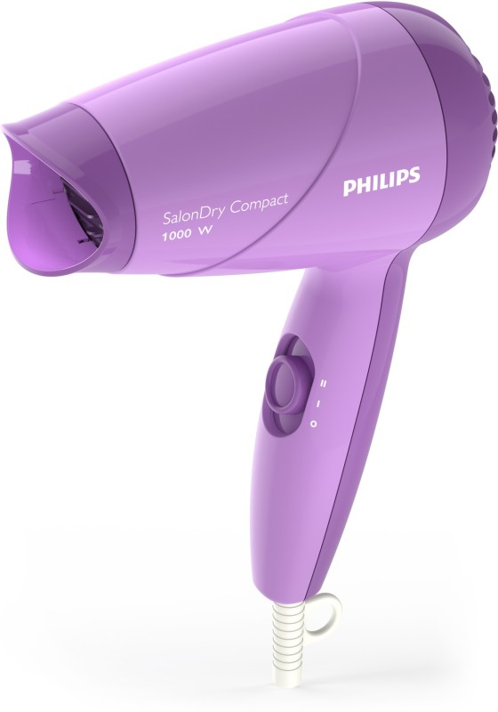Philips HP8100/46 Hair Dryer(1000 W, Purple)