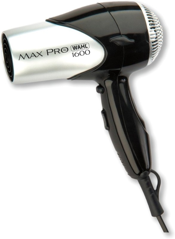 Wahl Max Pro 05050-024 Hair Dryer(1600 W, Black)
