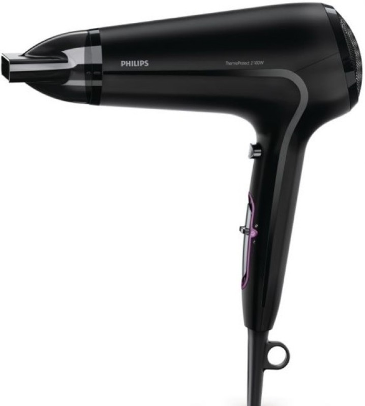 Philips Professional HP 8230 Hair Dryer(2100 W, Black)