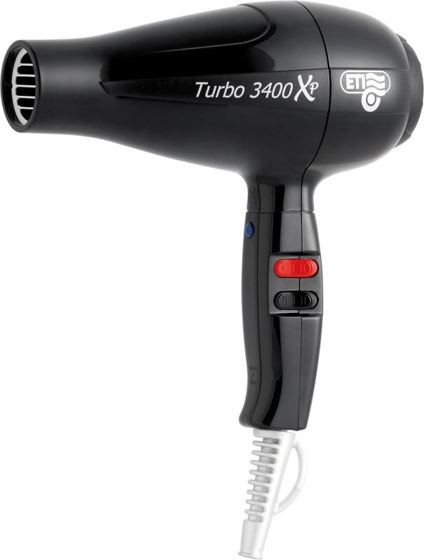 ETI Italy Professional 2200 Watts AC Motor Turbo 3400XP Hair Dryer(2200 W,...