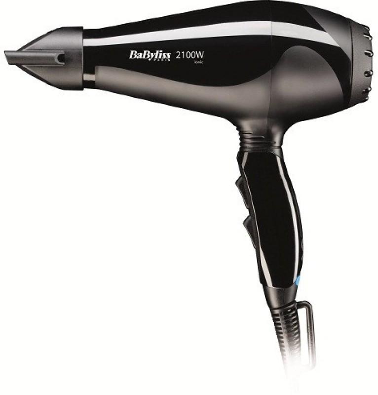 BABYLISS 6610E Hair Dryer(2100 W, Black)