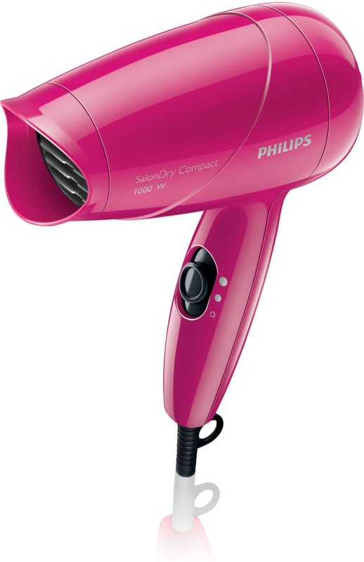 Philips HP8141/00 Hair Dryer(1000 W, Pink)