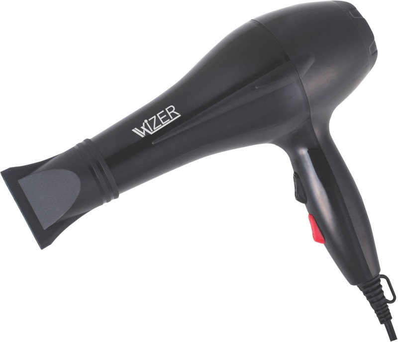 Wizer HD3313W Hair Dryer(1600 W, Green, Pink, Black)