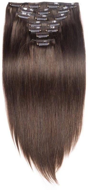 Majik Best Quality 7 Pcs 50 Grams Hair Extension