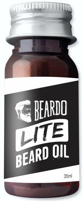 Beardo LITE Beard and Mustache Hair Oil(35 ml)